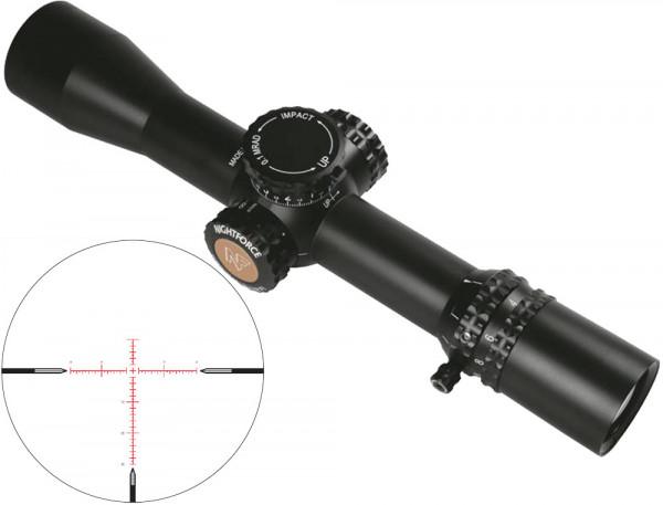Zielfernrohr Mit Entfernungsmesser Kaufen : Nightforce zielfernrohr atacr 5 25x56 moar beleuchtet #nfat255610n